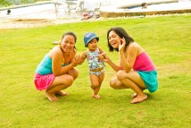 April. Having fun at Bakasyunan Tanay Rizal