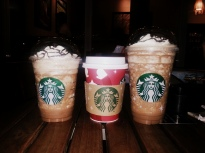 December. With my cocol buddies, Jana and Miley.
