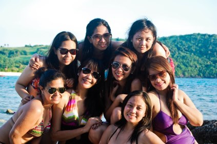 June. Our Calaguas getaway.