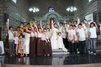 May. My brother and Ate Mutya got married!